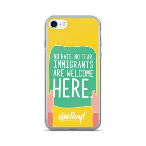 'All are Welcome' iPhone 7/7 Plus Case