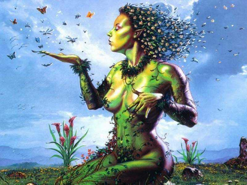 Wild Woman Tribe: Sister Sunday Earth Day