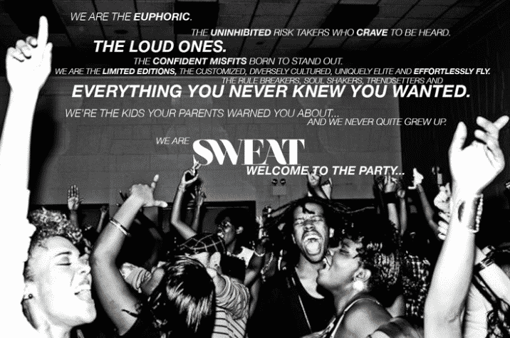 The Sweat Party: Friday Night Lights